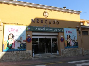 Mercado Denia