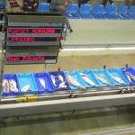 Frischfisch in der Versteigerung