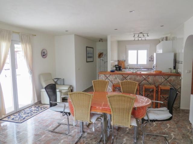 Casa Korell Esszimmer und Küche